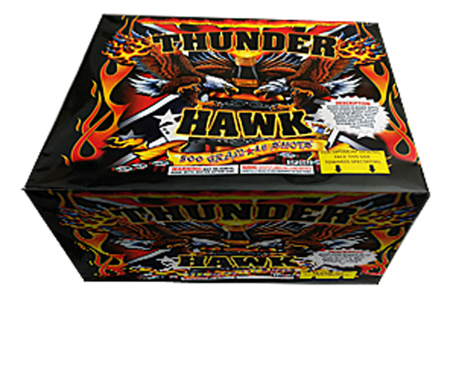 18 SHOT THUNDER HAWK