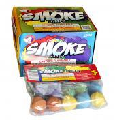 ASSORTED COLOR SMOKE BALLS 60's