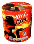GIRL ON FIRE FOUNTAIN (500 GRAM)