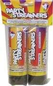 PARTY STREAMERS (Polybag of 2)