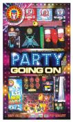PARTY GOING ON ASSORTMENT