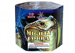 19 SHOT MIGHTY COBRA