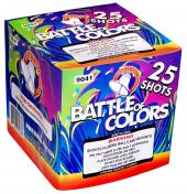 25 SHOT BATTLE OF COLORS