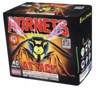 40 SHOT HORNETS ATTACK