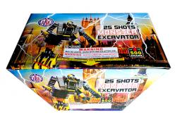 25 Shot Monster Excavator box