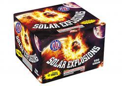 12 SHOT SOLAR EXPLOSIONS