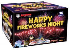 36 SHOT HAPPY FIREWORKS NIGHT
