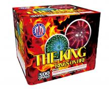 10 SHOT THE KING RINGS ON FIRE