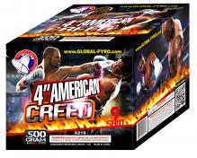 9 SHOT AMERICAN CREED