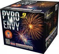 9 SHOT PYRO ENVY