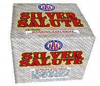 SILVER SALUTE CRACKERS 36's