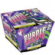 9172 purple trator