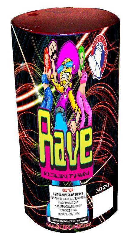 RAVE FOUNTAIN