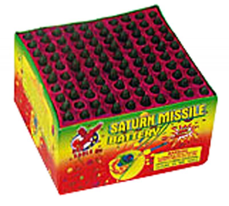 100 SHOT SATURN MISSILE BATTERY