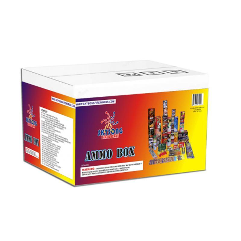 AMMO BOX ASSORTMENT
