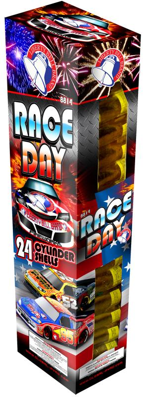 RACE DAY CANISTER SHELLS 24's