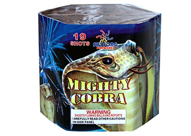 19 SHOT MIGHTY COBRA