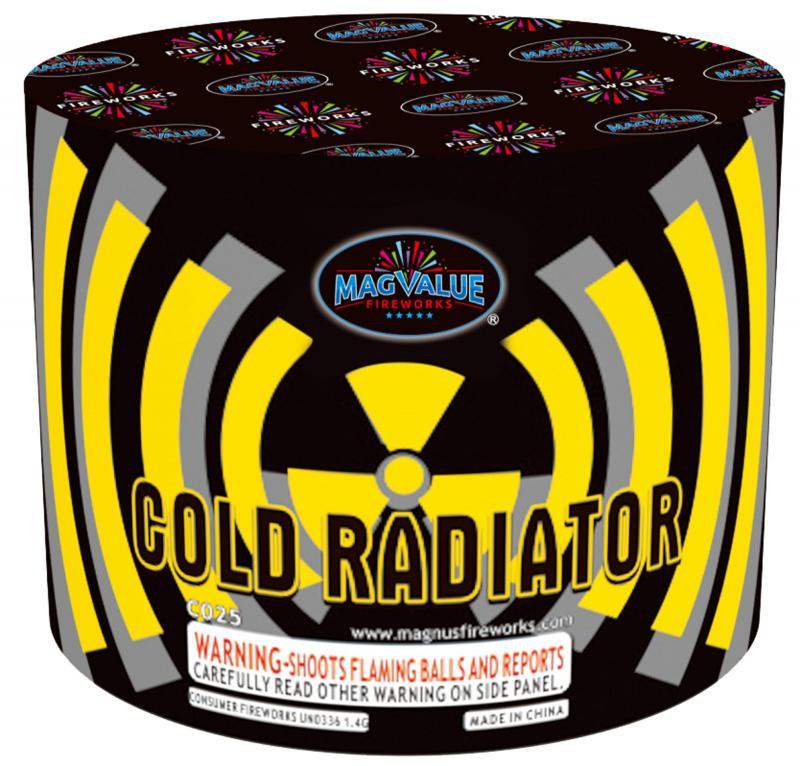 48 SHOT COLD RADIATOR