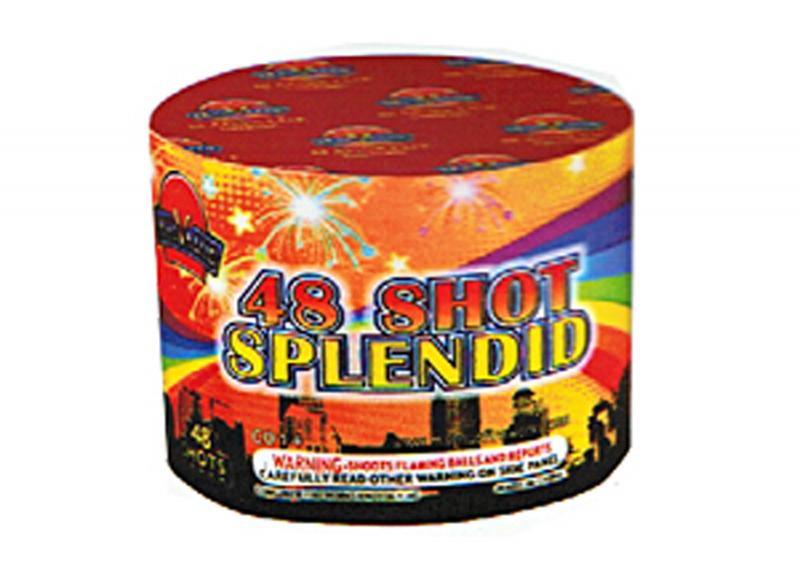 48 SHOT SPLENDID