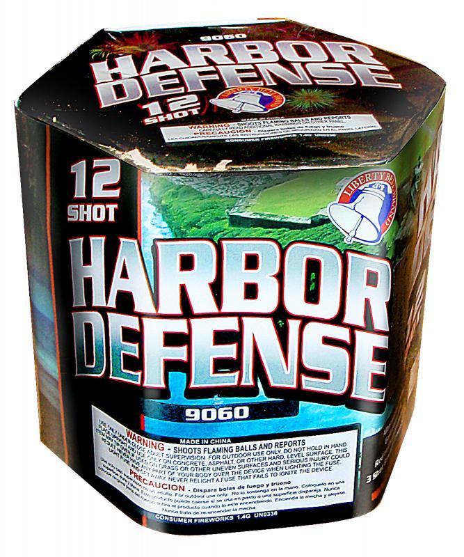 12 SHOT HARBOR DEFENSE