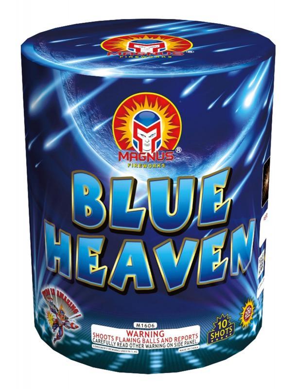 10 SHOT BLUE HEAVEN