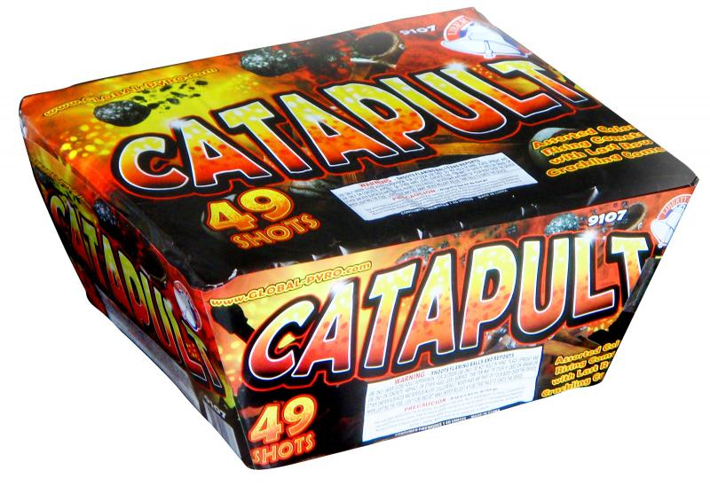 49 SHOT CATAPULT