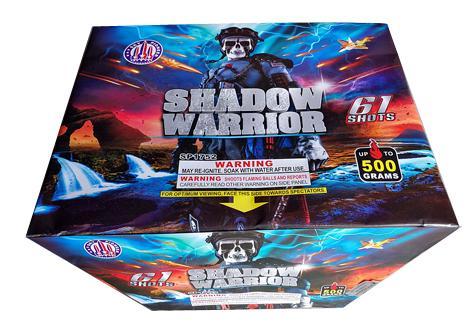 61 Shot Shadow Warrior box