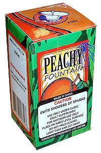 Peachy Fountain
