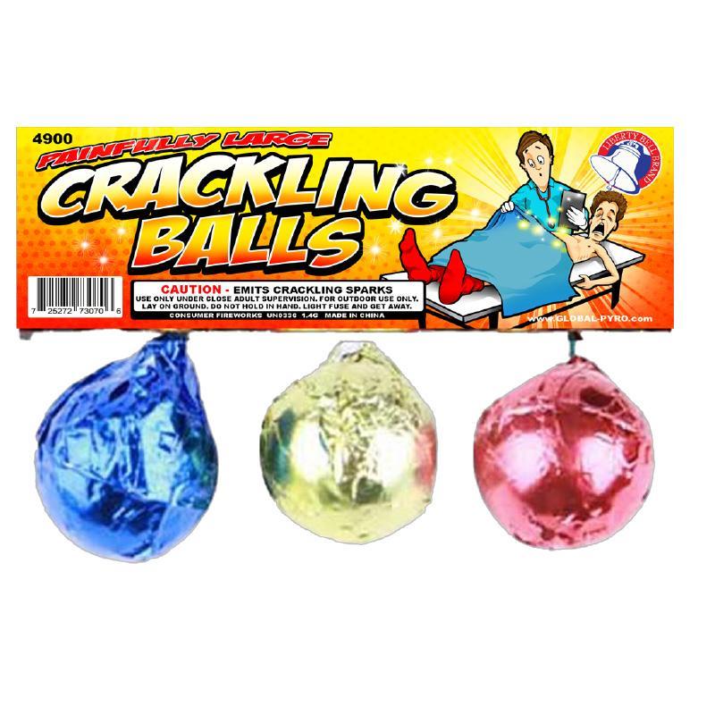 4900 Crackling Balls