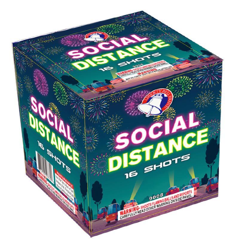 9008 Social Distance